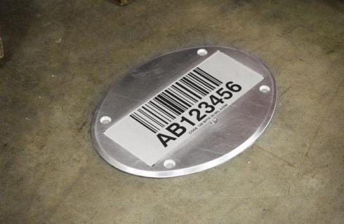 Bodenkennzeichnung Lagerplatz