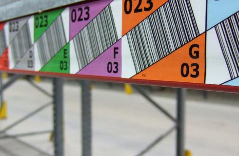 Regalkennzeichnung Multilevel